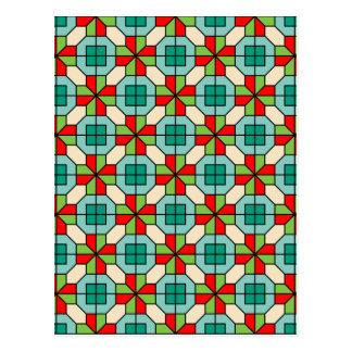 Postal geométrica del modelo