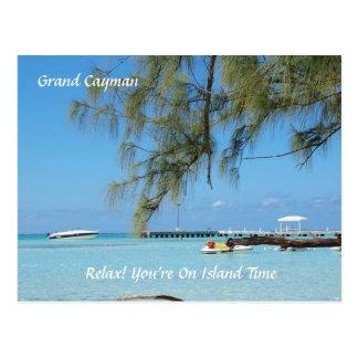 Postal - Gran Caimán - Islas Caimán