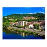 postal Heidelberg, Alemania,