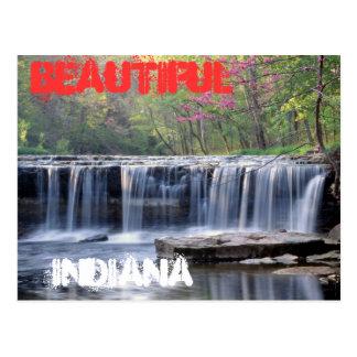Postal hermosa de Indiana