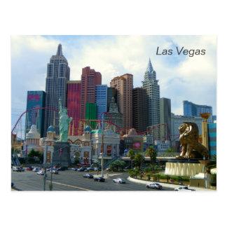 ¡Postal hermosa de la opinión de Las Vegas! Postales