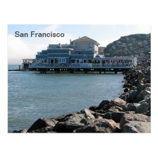 ¡Postal hermosa de San Francisco! Tarjetas Postales