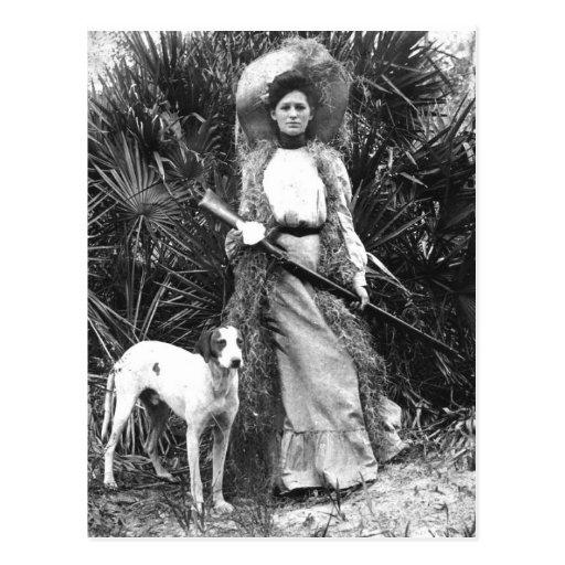 Postal histórica de la Florida