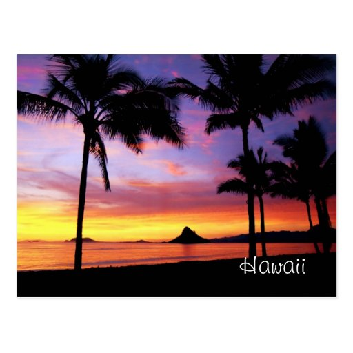 Postal ideal de Hawaii