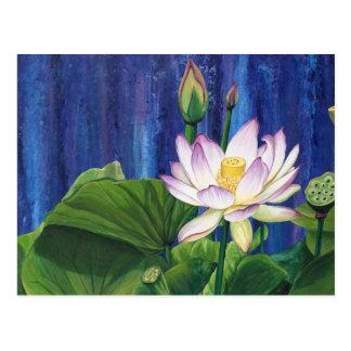 Postal ideal de Lotus