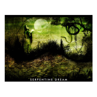 Postal ideal serpentina