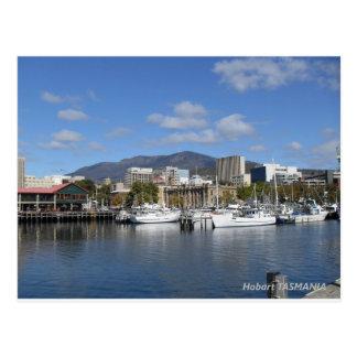Postal imponente de Hobart, Tasmania