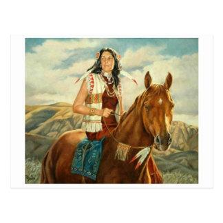 Postal india americana