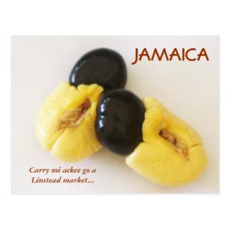 Postal jamaicana del Ackee