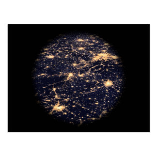Postal ligera de la red del World Wide Web