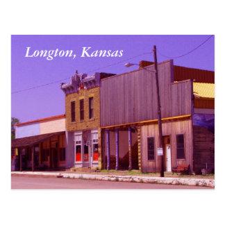 Postal:  Longton, Kansas Postal