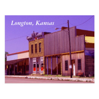 Postal:  Longton, Kansas