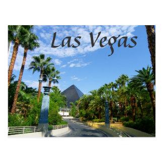 ¡Postal maravillosa de Las Vegas! Postales