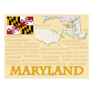 "Postal ""Maryland """