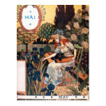 Postal: Mes de mayo - el AMI