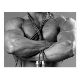 Postal muscular del pecho