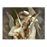 Postal musical de los ángeles