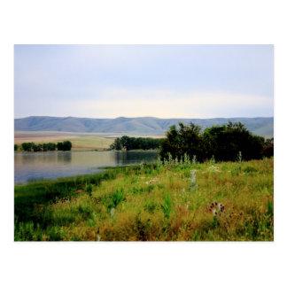 Postal nacional de la reserva de la cala de McKay