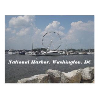 Postal nacional del puerto