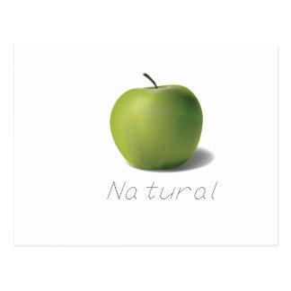postal natural de la manzana