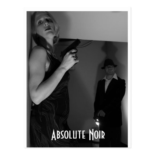Postal Noir de la película