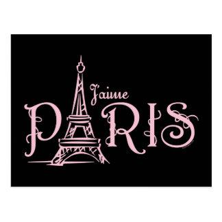 Postal oscura de J aime París