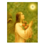Postal: Pan de ángeles
