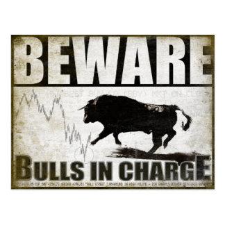 Postal para los inversores del mercado alcista