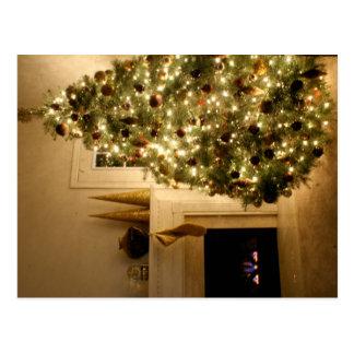 Postal perfecta del navidad…