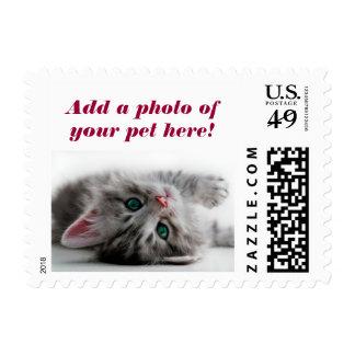 Postal Pets Custom U.S Postage Stamps