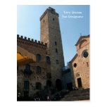 Postal - Piazza del Duomo