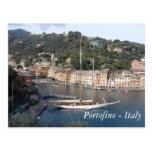 postal - Portofino - Italia