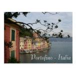 postal - Portofino Italia