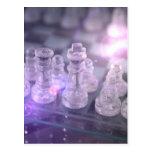 Postal principal del ajedrez