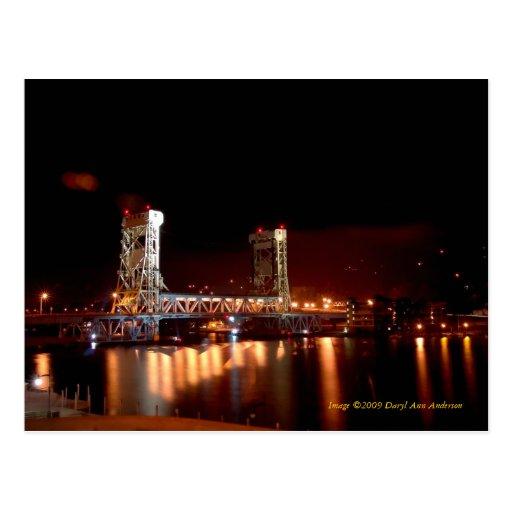 POSTAL, puente de elevación de Portage