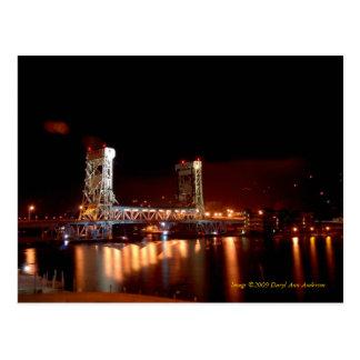 POSTAL, puente de elevación de Portage Postales