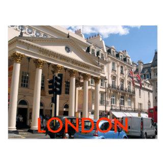 Postal real de Haymarket Londres Reino Unido del t