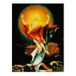 Postal:  Resurrección de Cristo
