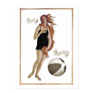 Postal retra de Venus
