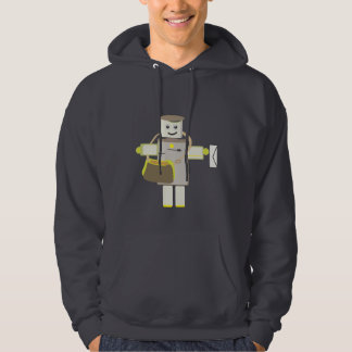 Postal Robot Hoodies