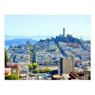 Postal San Francisco