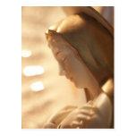 Postal santa de Maria