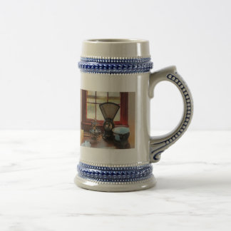 Postal Scale and Rubber Stamps Coffee Mug