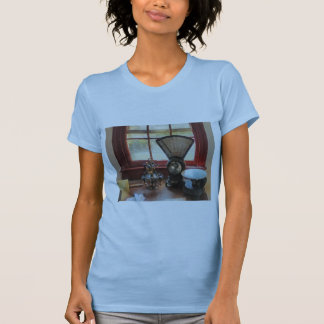 Postal Scale and Rubber Stamps T-Shirt