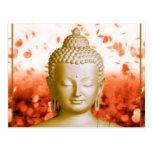 Postal serena de Buda
