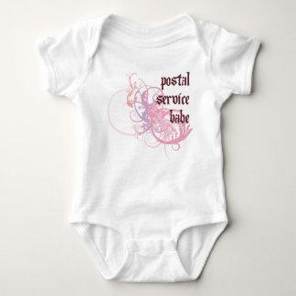 Postal Service Babe Baby Bodysuit
