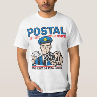 Postal Service T-Shirt