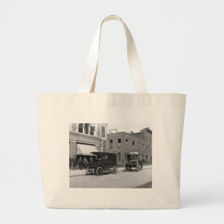 Postal Service Technology Upgrade: early 1900s Tote Bags