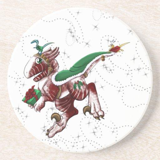 Postal Shivae Coaster
