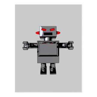 Postal simple del robot